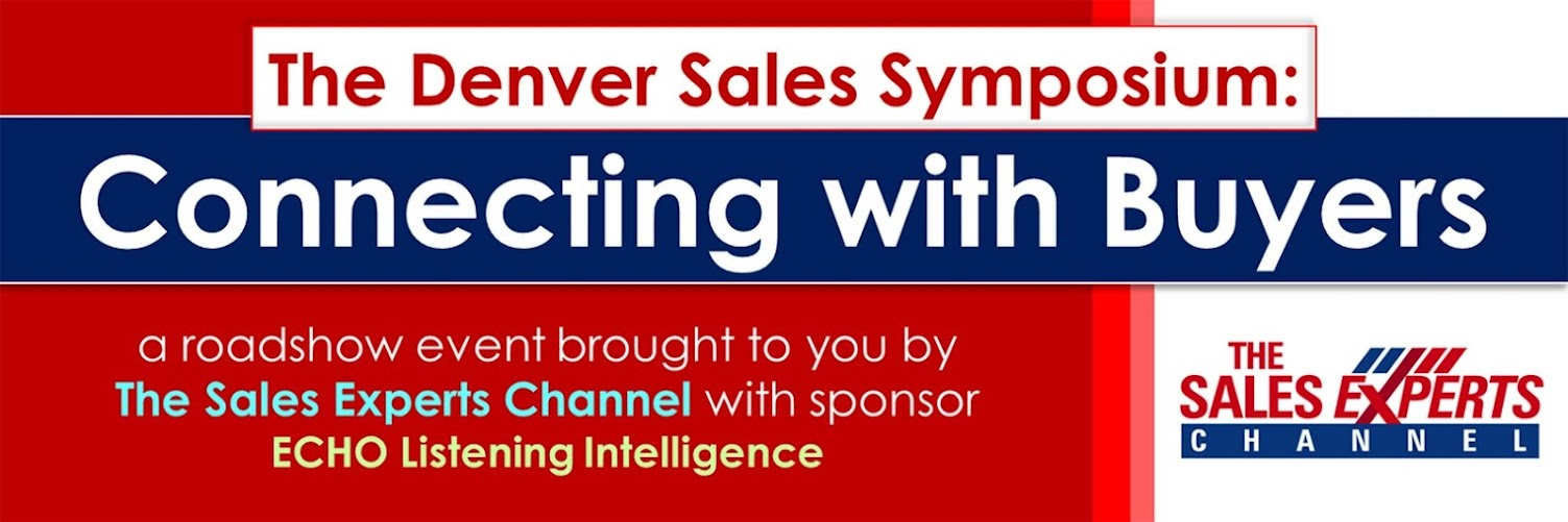 The Denver Sales Symposium: Connecting with Buyers