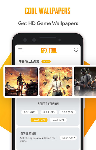 Download GFX Tool For Pubg Wallpapers Apk Latest Version » Apps and