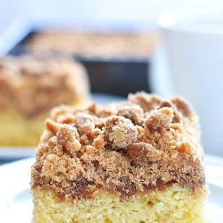 Gluten Free Cinnamon Coffee Cake Recipe