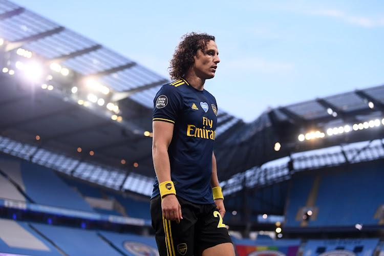 David Luiz aurait recalé l'Olympique de Marseille et Sampaoli