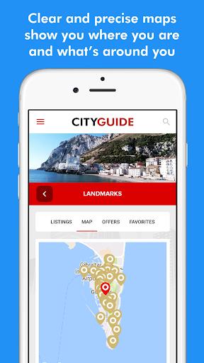 CityGuide Gibraltar screenshot 3