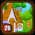 Escape From Magical Garden - Escape Games Mobi 26 icon