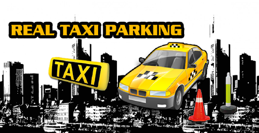 Real City Taxi Parking