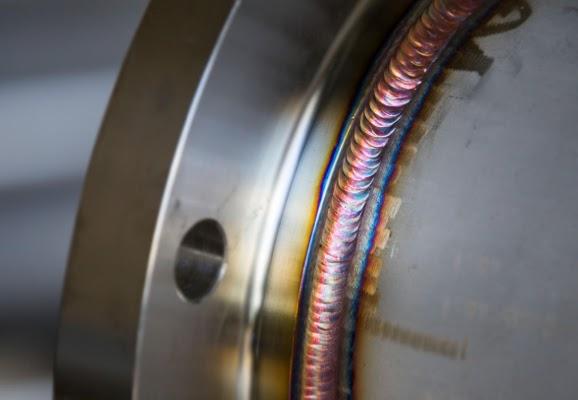 Welding seam inspection