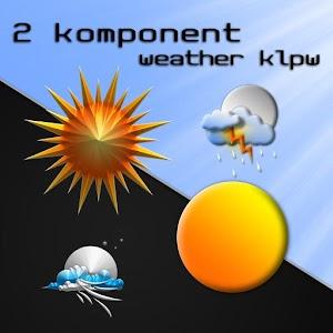 Komponent Weather 3D