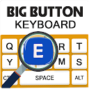 Big Buttons Typing Keyboard - Big Keys for typing