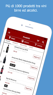 Winelivery- miniatura screenshot