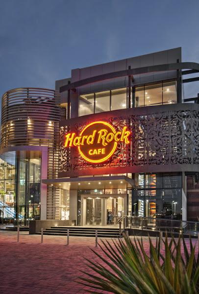 Photo: Hard Rock Cafe Dubai