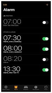 iClock iOS - Clock iPhone Xs, Phone 12 3.0.6 (Pro) (SAP)