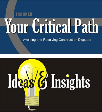 Your Critical Path - Ideas & Insights