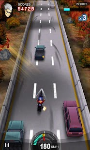 Racing Moto Screenshot