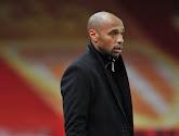 Thierry Henry a proposé ses services à Anderlecht