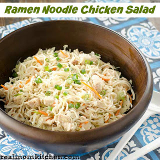 Ramen Noodle Chicken Salad Recipe