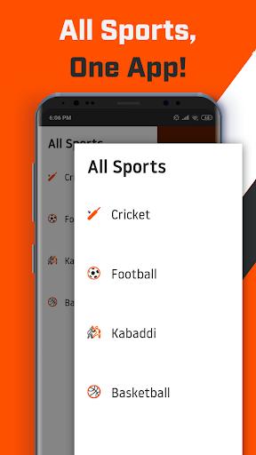 FanCode: Cricket Live Stream & Sports Live Scores 3.28.0 screenshots 6