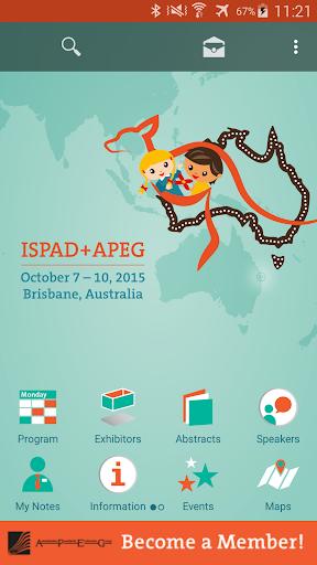 ISPAD+APEG 2015