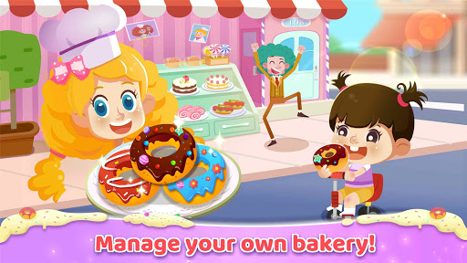 Bakery Tycoon: Cake Empire 8.47.00.01 screenshots 1
