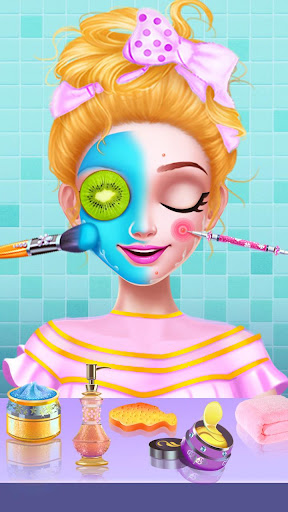ud83dudc67ud83dudc84Alice Makeup Salon - Wonderland Fashion War  screenshots 6
