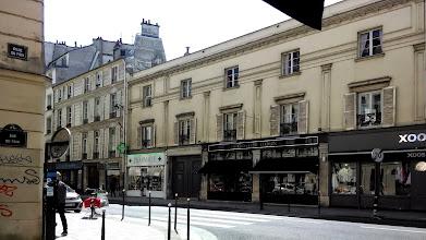 Photo: Marais street scene