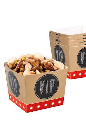 Snacksskålar, VIP