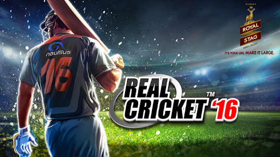 Real Cricket 16 v2 6 5 Apk + Data | APKO
