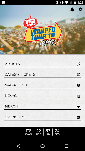 arped tour official app - 450×800