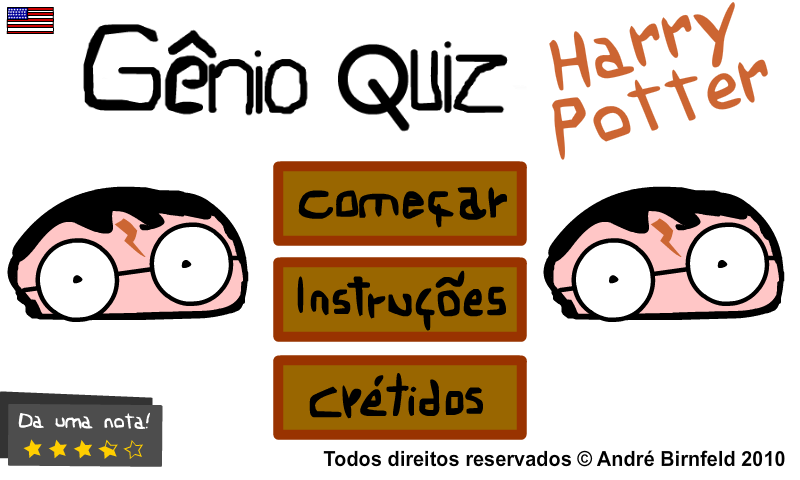 Gênio Quiz HP- screenshot