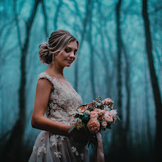Wedding photographer Andrey Yurev (HSPJ). Photo of 18.10.2018
