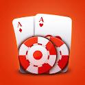 Postflop+ - GTO Poker Trainer App For Texas Holdem icon