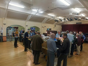 Photo: 001 A quick glance across the main hall before it got too crowded. Lots of familiar modelling people identified !