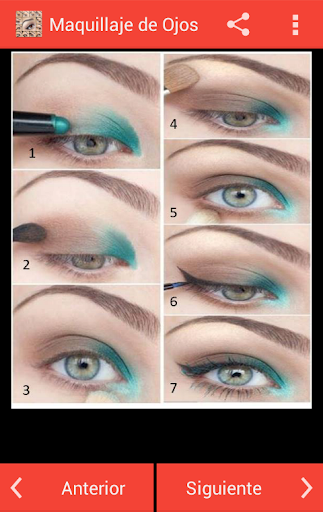 Maquiagem de Olhos