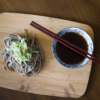 Dipped Soba Noodles Recipe