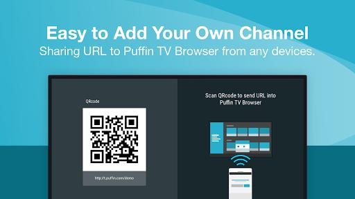 Puffin TV Browser 8.3.3.41933 screenshots 3