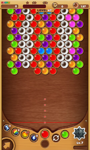 android Bubble Shooter King2 Screenshot 13