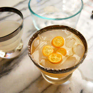 Southern Salty Dog Cocktail