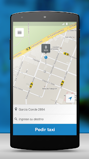 Yaxi Taxi- screenshot thumbnail