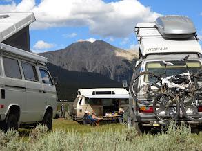 Photo: Camp II