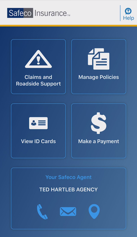 Safeco Mobile- screenshot