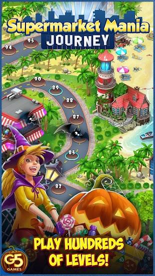 🎃Supermarket Mania® Journey- screenshot thumbnail
