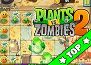juegos de plants vs zombies 2