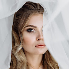 Wedding photographer Zhanna Albegova (Albezhanna). Photo of 02.05.2018