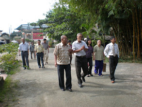 Photo: Thầy Nhỏ, thầy Sâm (ở Trà Vinh mới lên). Thầy Định hôm nay phong độ quá!
