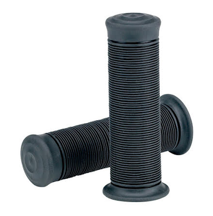 """1"""" or 25.4MM Kung Fu Grips Black"""