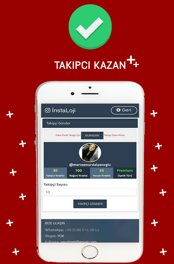 TakipLoji- screenshot