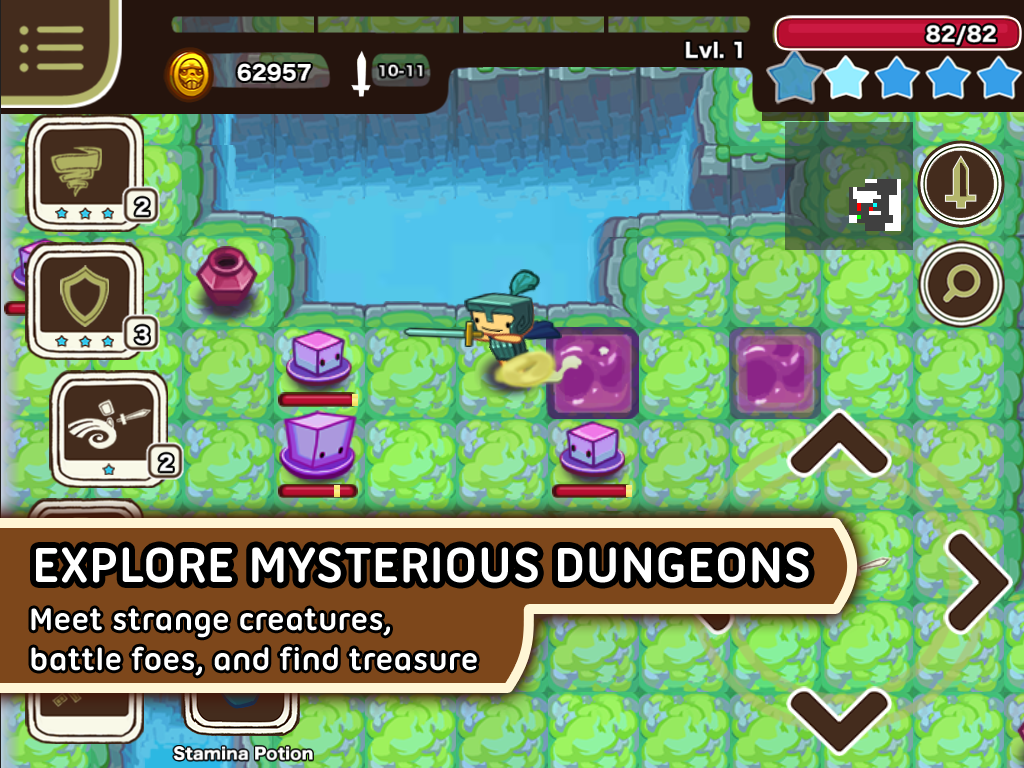 Sproggiwood screenshot #7