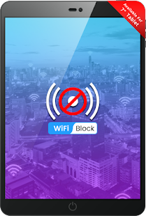 Block WiFi - WiFi Inspector Screenshot