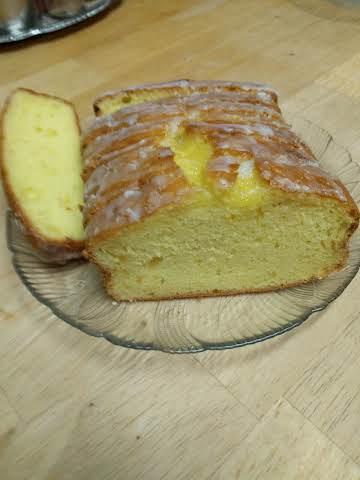 Super Lemony Quick Bread