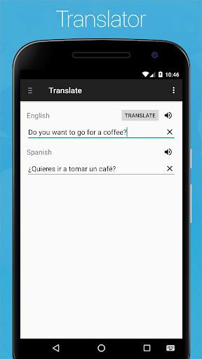 Spanish English Dictionary screenshot 7