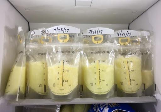 Học cách bảo quản sữa mẹ đảm bảo giữ nguyên chất dinh dưỡng như bú mẹ trực tiếp