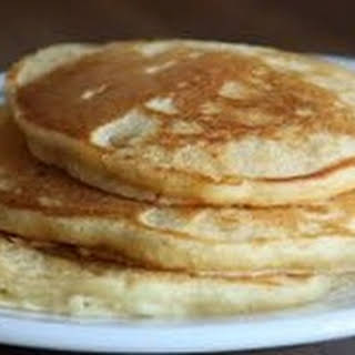 (Whole Wheat Pancakes).