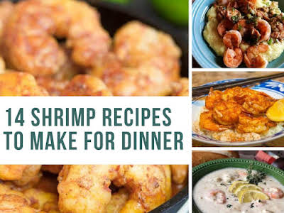 14 Shrimp Recipes to Make for Dinner